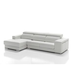 SOFÁ 3PL+CHAISELONGUE POLIPIEL