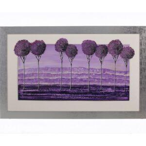 Cuadro Púrpura