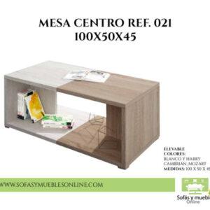 Oferta Mesa Centro Plegable