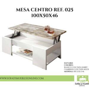 Oferta Mesas-Madera Centro