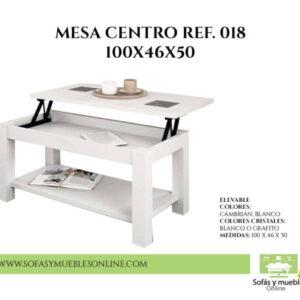 Venta Mesas Centro Valencia