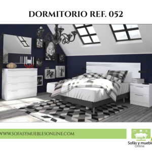 Fabrica Dormitorios Juveniles Modernos